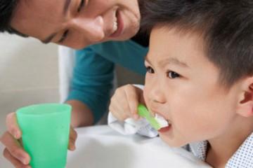 6 bước chăm sóc răng miệng toàn diện cho trẻ tại nhà