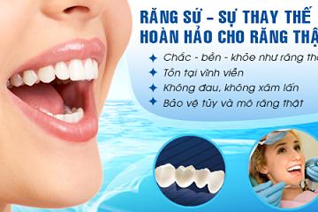 Những lưu ý trước khi làm răng sứ kim loại
