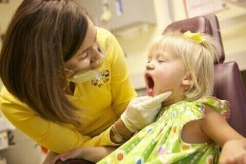 Phân biệt các loại viêm lợi ở trẻ em