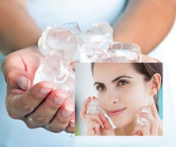 Chữa nhức răng bằng chườm đá lạnh
