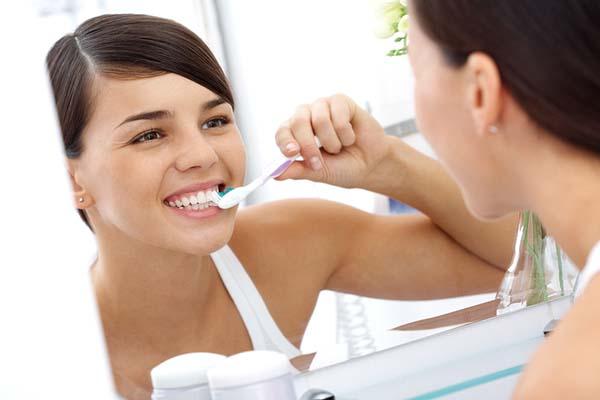 chăm sóc nướu răng