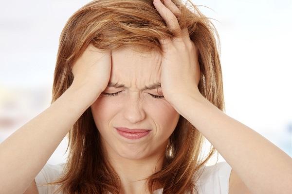 nhức răng dẫn đến nhức  đầu