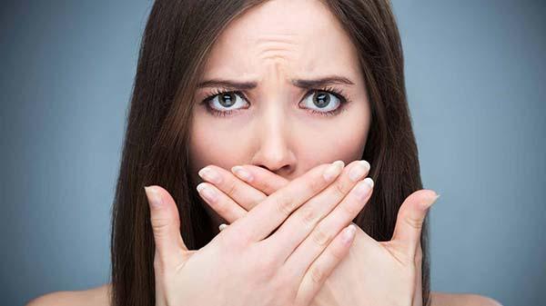 Viêm nướu răng gây hôi miệng